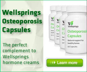 Try Wellsprings Osteoporosis Capsules