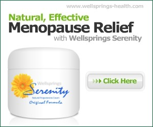 Try Serenity Natural Progesterone Cream